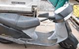 無料回収した二種バイク・ホンダ・リード90