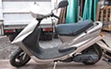 二種バイク・ヤマハ・アクシス90