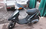 無料回収した原付バイク・ヤマハ・JOG-Z