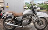 250ccバイク・スズキ・ボルティ